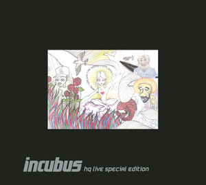 Incubus HQ Live Deluxe Edition Albumcover
