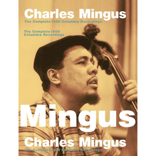 Charles Mingus Mingus Dynasty album cover