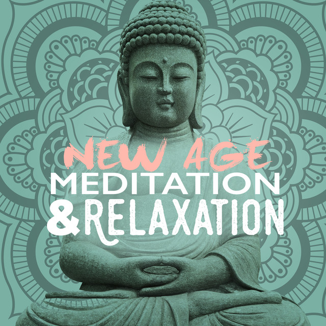 New Age Meditation and Relaxation Albumcover