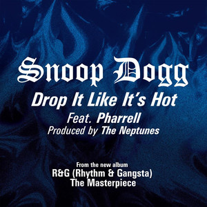 Snoop Dogg Drop It Like It's Hot cover