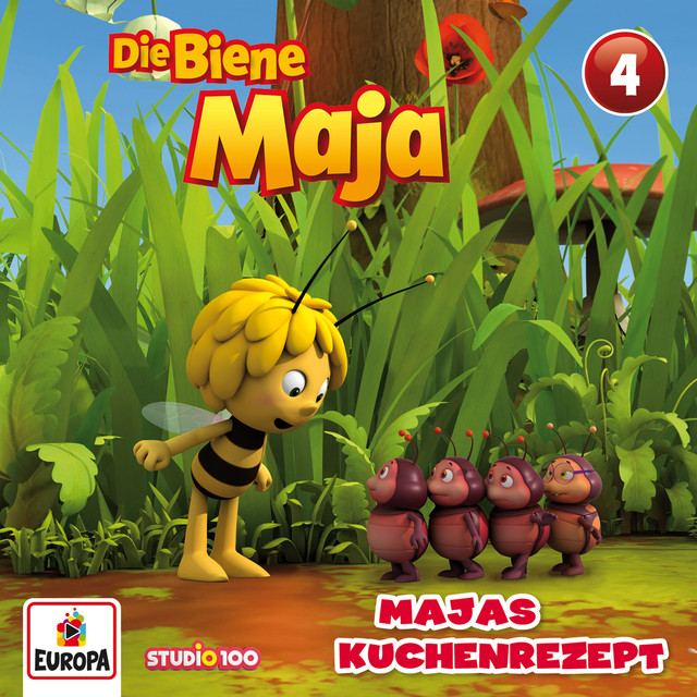 04 - Majas Kuchenrezept (CGI) Cover