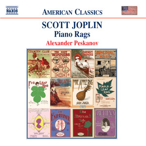 Scott Joplin, Alexander Peskanov Maple Leaf Rag cover