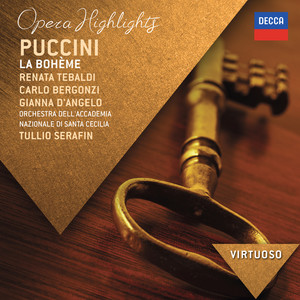 Puccini: La Bohème - Highlights album