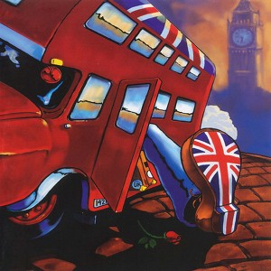 Steppin' Out With The Grateful Dead: England '72 Albumcover
