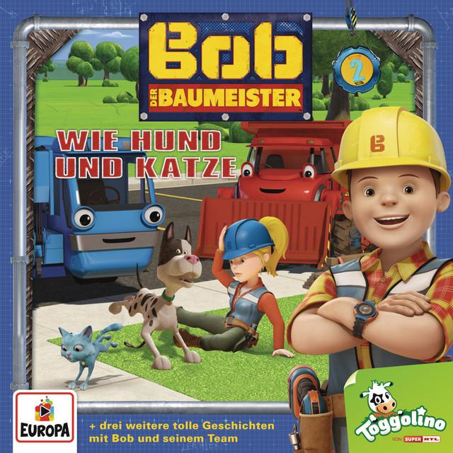 002 - Wie Hund und Katze Cover
