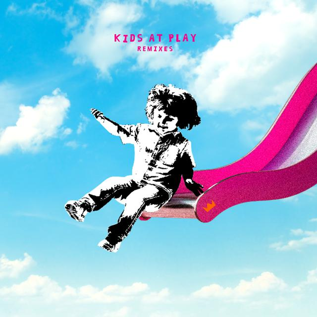 Album cover for Kids At Play (Remixes) by Louis The Child