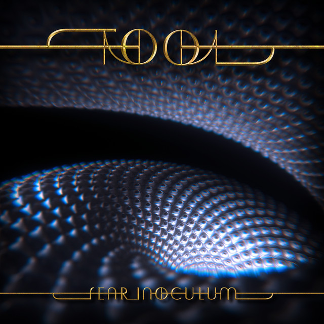 Album cover for Fear Inoculum by TOOL