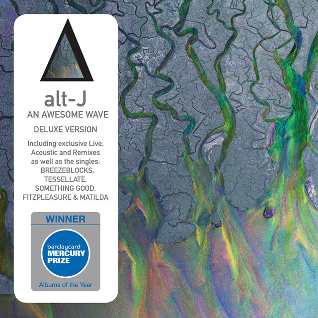alt-J An Awesome Wave (Deluxe Version) album cover