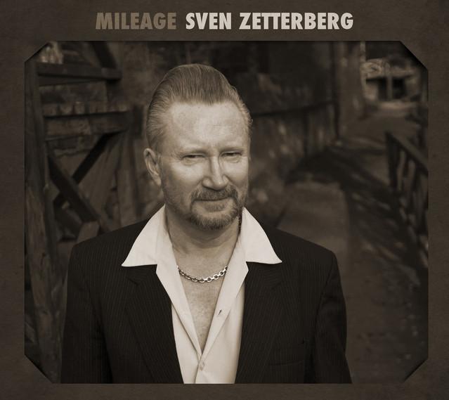 Skivomslag för Sven Zetterberg: Mileage