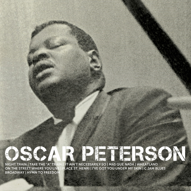 Oscar Peterson ICON album cover