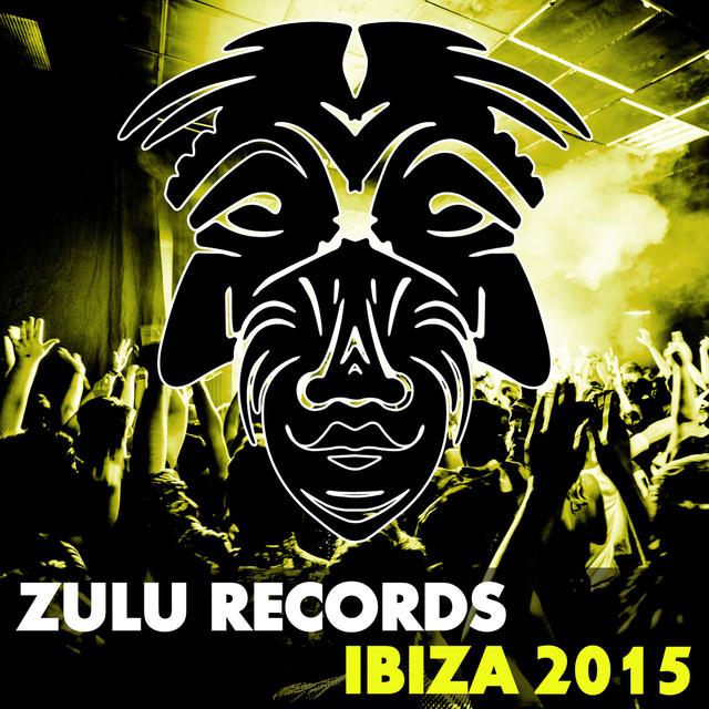 Zulu Records Ibiza 2015 Albumcover