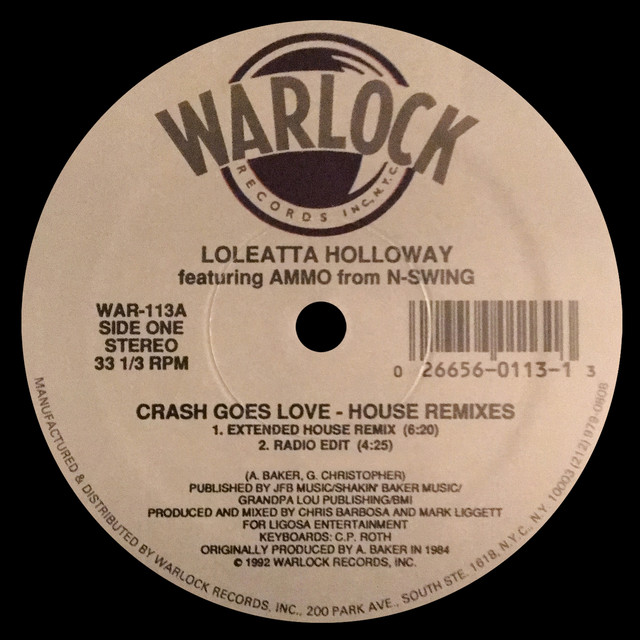Crash Goes Love (House Remixes)