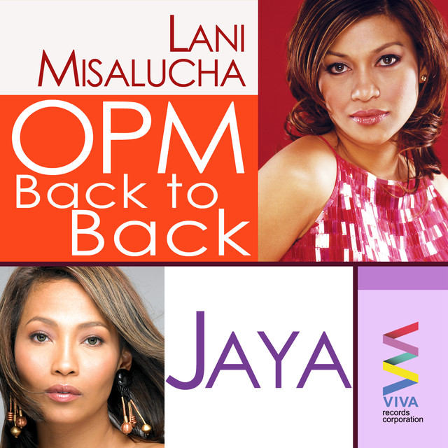 OPM Back to Back Hits of Lani Misalucha & Jaya