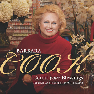 Barbara Cook Count Your Blessings cover