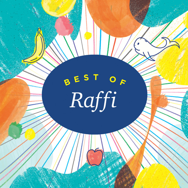 Album cover for Best Of Raffi by Raffi