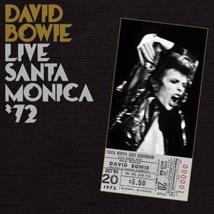 Live In Santa Monica '72 Albumcover