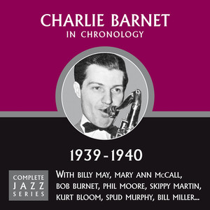 Complete Jazz Series 1939 - 1940 album