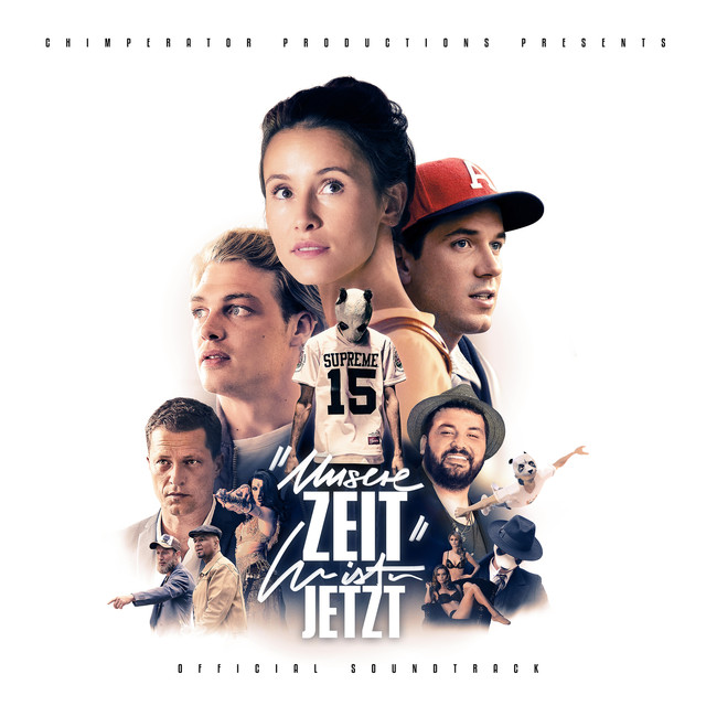 Album cover for Unsere Zeit ist jetzt (Original Motion Picture Soundtrack) by Various Artists