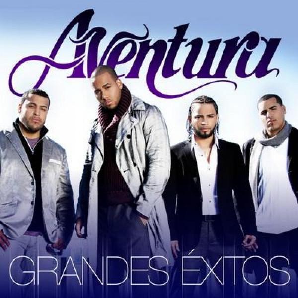 Album cover for Grandes Exitos by Aventura