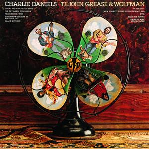 Te John, Grease, & Wolfman Albumcover