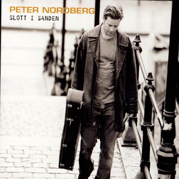 Skivomslag för Peter Nordberg: Slott I Sanden