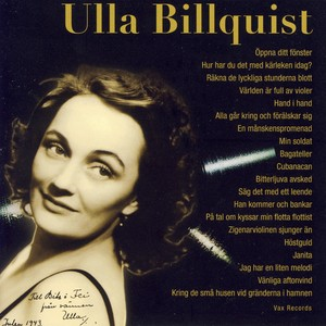 Ulla Billquist