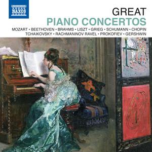 Great Piano Concertos album
