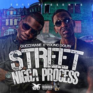 Street Nigga Progress Albumcover