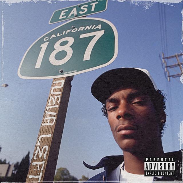 Snoop Dogg Neva Left album cover
