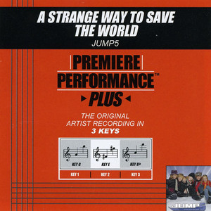 Premiere Performance Plus: A Strange Way To Save The World
