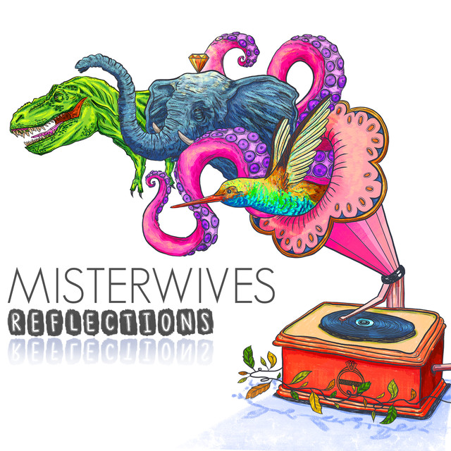 MisterWives Reflections album cover