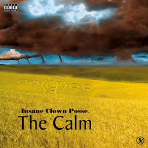 The Calm Albumcover