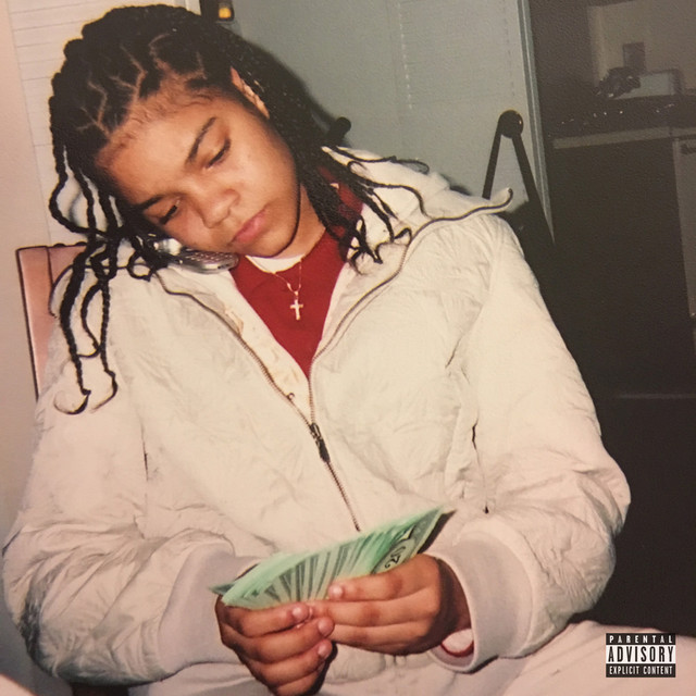 Album cover for Herstory by Young M.A.