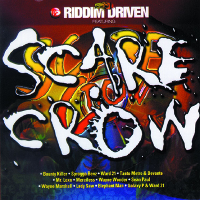 Various Artists Riddim Driven: Scarecrow album cover
