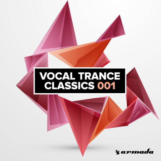 Album cover for Vocal Trance Classics 001 by Various Artists