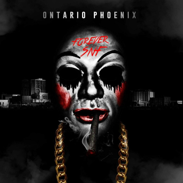 Album cover for Forever Snf by Ontario Phoenix