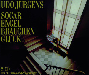 Sogar Engel brauchen Glück Albumcover