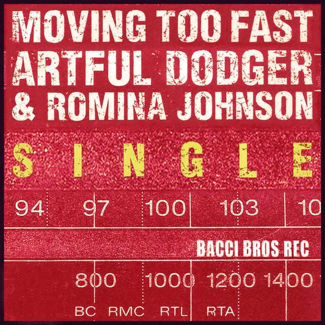 Moving Too Fast (Radio Edit) - Single