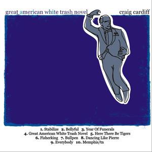 Great American Whitetrash Novel - CC002 Albumcover