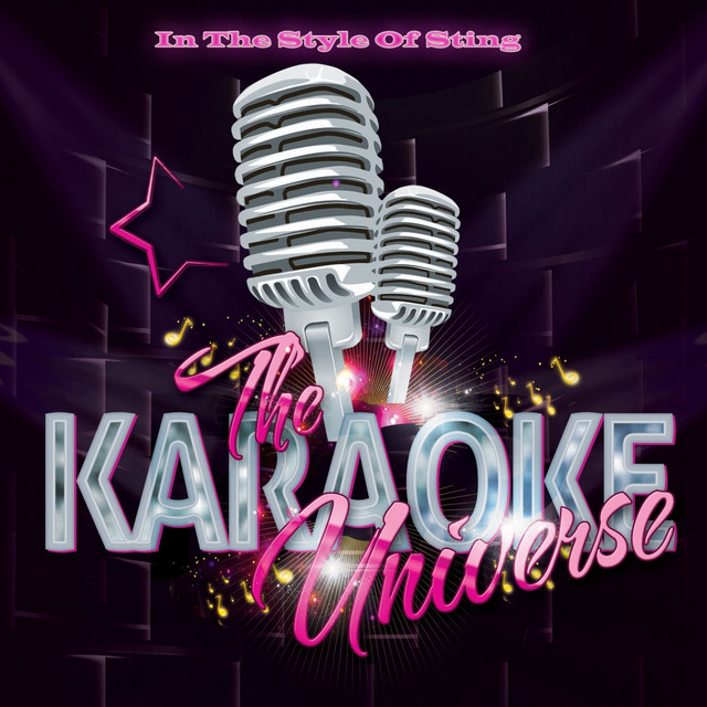 Shape of My Heart (Karaoke Version) - In the Style of Sting, a song