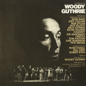 A Tribute to Woody Guthrie album