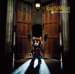Late Registration Albumcover