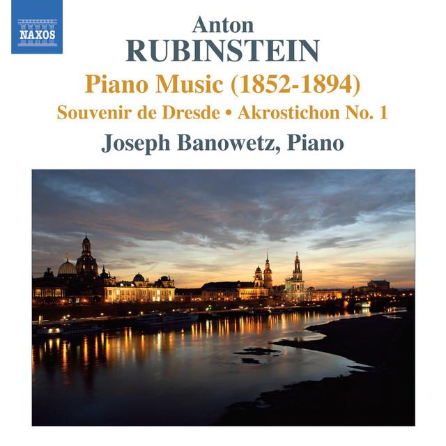 Russian Serenade, a song by Anton Rubinstein, Joseph