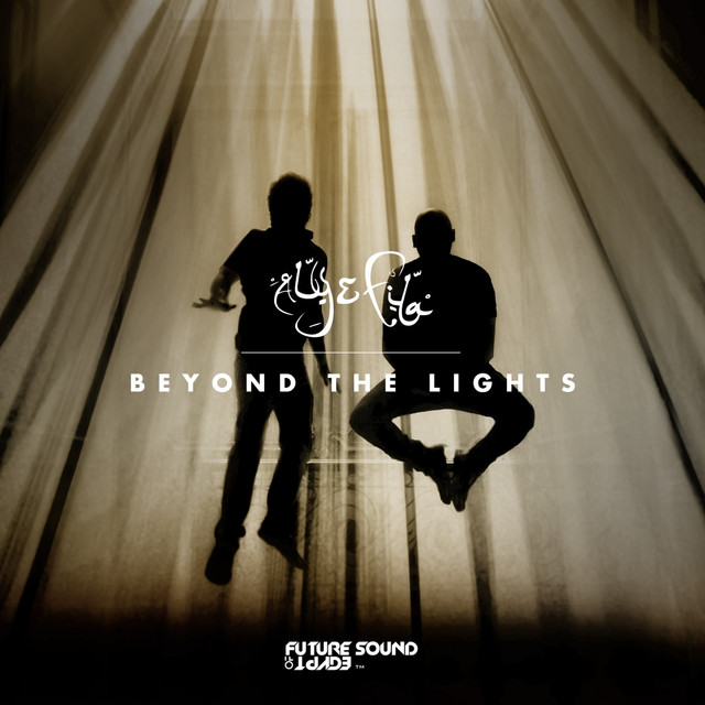 Album cover for Beyond The Lights by Aly & Fila