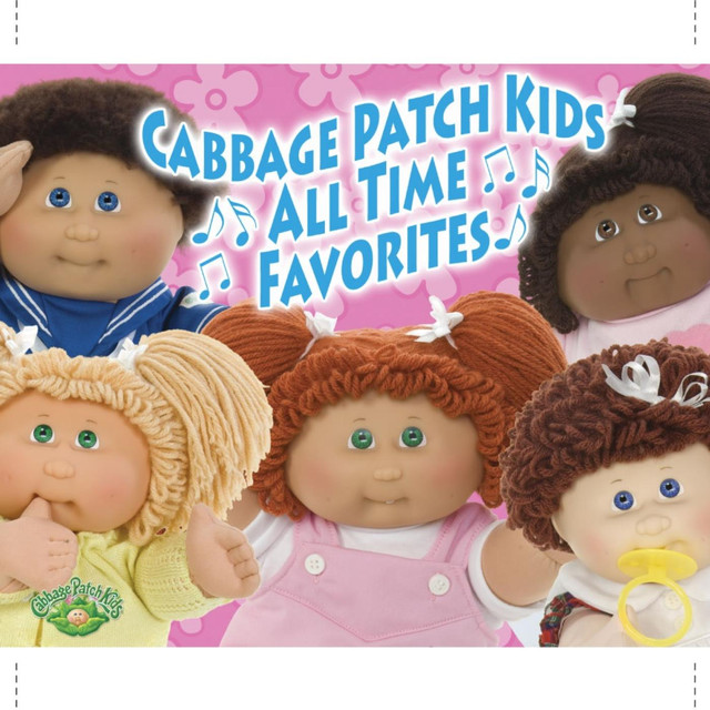 Cabbage patch kids(r) dreams by various artists on amazon music.