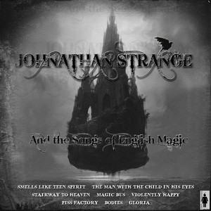 Jonathan Strange and the Songs of English Magic Albumcover