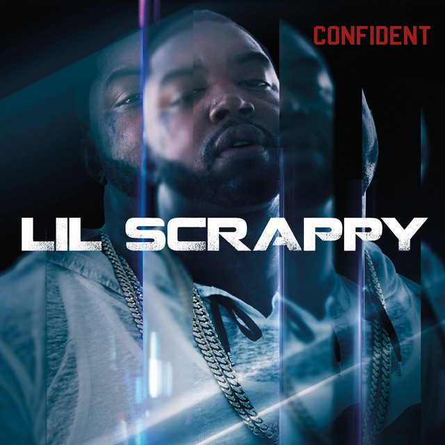 Album cover for Confident by Lil Scrappy