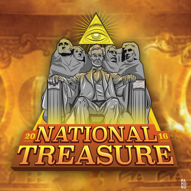 National Treasure 2016, A Song By Robin Veela, Gutta On
