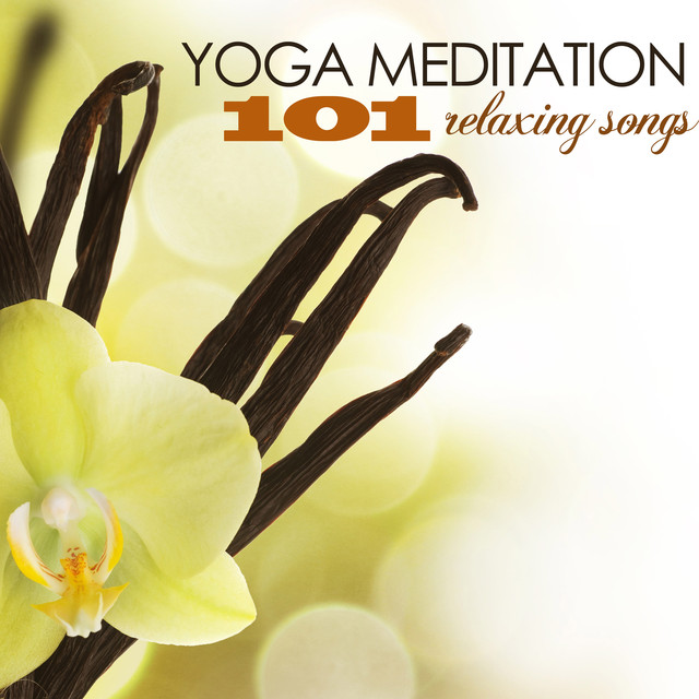 Yoga Meditation - 101 Relaxing Songs for Healing, Spa, Therapy & Massage Albumcover
