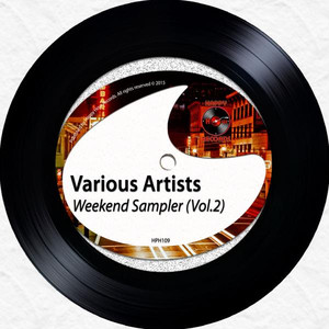 Weekend Sampler, Vol. 2 Albumcover